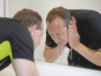 skin-care-face-wash-man