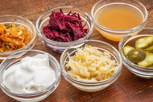 Fermented Foods Can Add Depth To Your Diet A To Z Health Guide